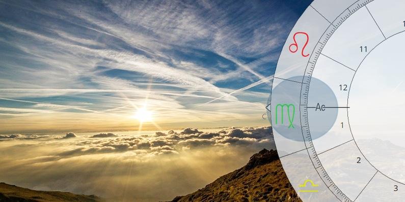 Aszendenten Herrscher - Astrologie lernen - ASTRORBIS