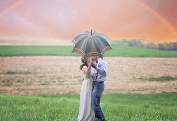Astrologie und Partnerwahl, wie gewinnt man das Herz von Waage und Widder Männern