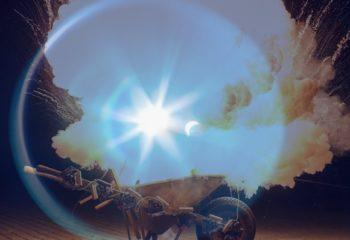 Die Sonnenfinsternis vom 21.6.2020 - eine explosive Mischung ASTRORBIS